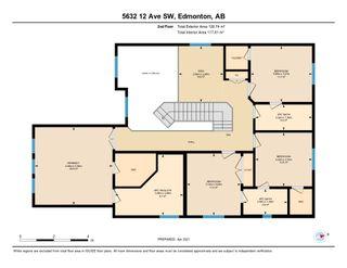 Photo 43: 5632 12 Avenue SW in Edmonton: Zone 53 House for sale : MLS®# E4236721