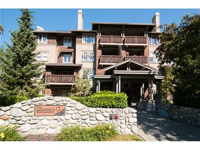 """Main Photo: # 107 15 SMOKEY SMITH PL in New Westminster: GlenBrooke North Condo for sale in """"THE WESTERLY"""" : MLS®# V971323"""