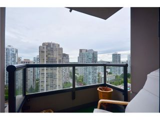 """Photo 7: # 1907 977 MAINLAND ST in Vancouver: Yaletown Condo for sale in """"YALETOWN PARK III"""" (Vancouver West)  : MLS®# V1015117"""