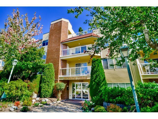 Main Photo: 209 1280 FIR STREET in : White Rock Condo for sale : MLS®# R2023453