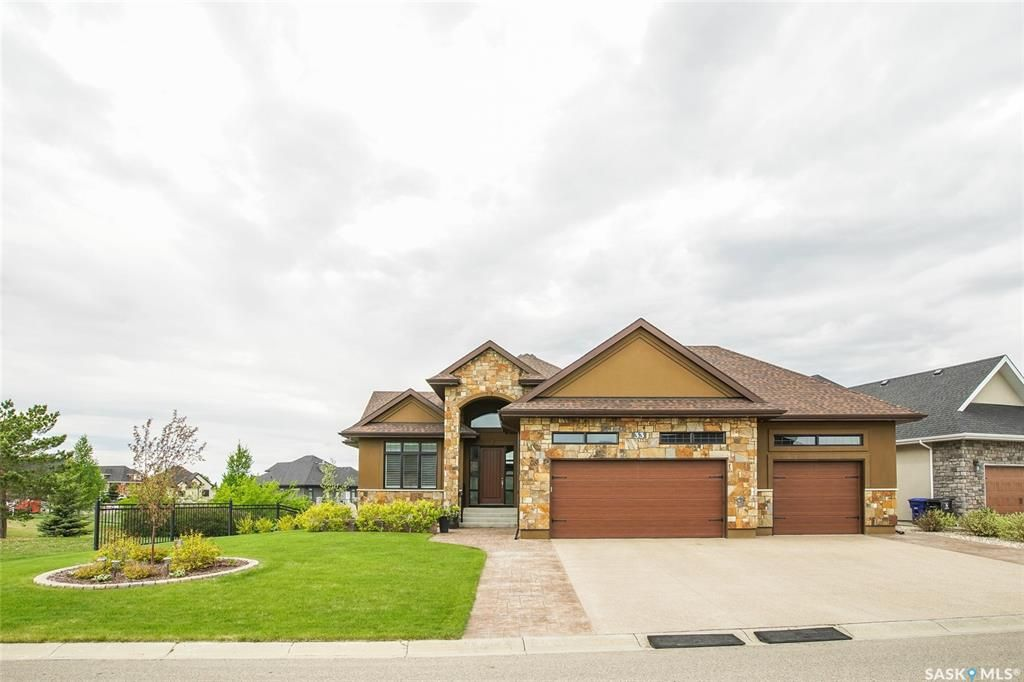Main Photo: 33 602 Cartwright Street in Saskatoon: The Willows Residential for sale : MLS®# SK857004