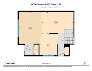 Photo 30: 19 Templemont Drive NE in Calgary: Temple Semi Detached for sale : MLS®# A1082358