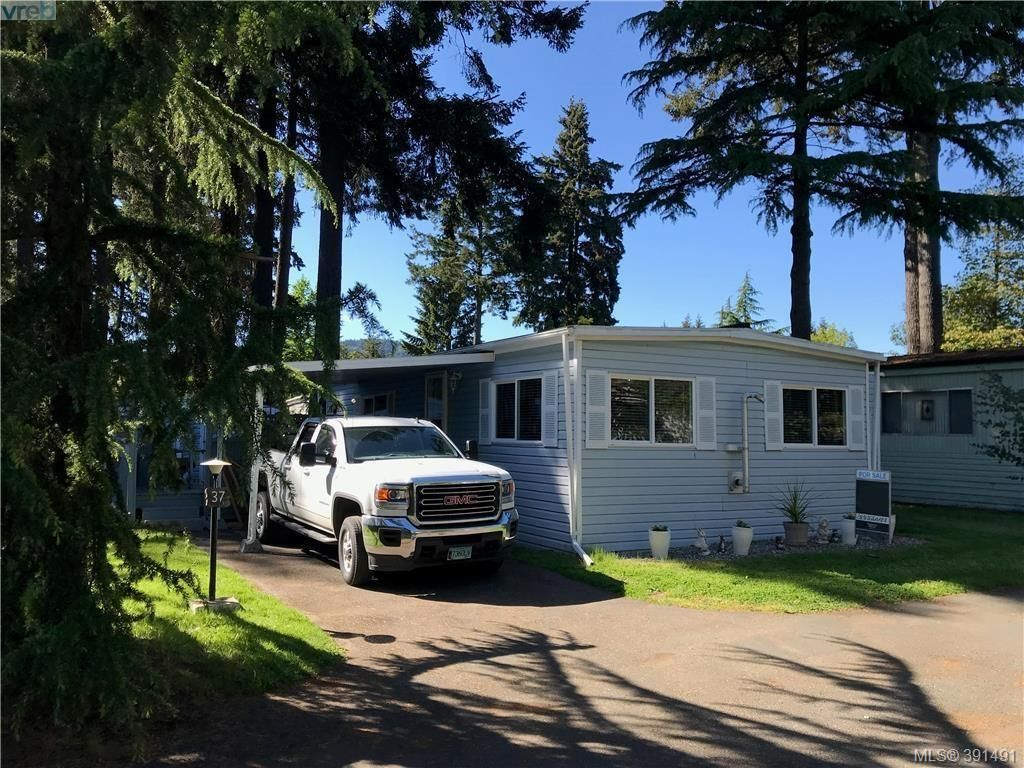 Main Photo: 37 848 Hockley Ave in VICTORIA: La Langford Proper Manufactured Home for sale (Langford)  : MLS®# 786927