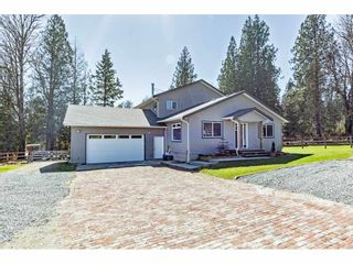"""Photo 1: 30886 DEWDNEY TRUNK Road in Mission: Stave Falls House for sale in """"Stave Falls"""" : MLS®# R2564270"""