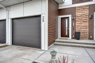 Main Photo: 38 Walden Lane SE in Calgary: Walden Row/Townhouse for sale : MLS®# A1094029