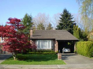 Photo 1: 9231 PARKSVILLE Drive in Richmond: Boyd Park House for sale : MLS®# V824422