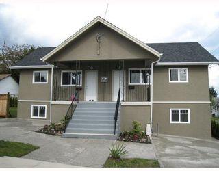 Photo 1: 227 229 MARMONT Street in Coquitlam: Maillardville Duplex for sale : MLS®# V751668