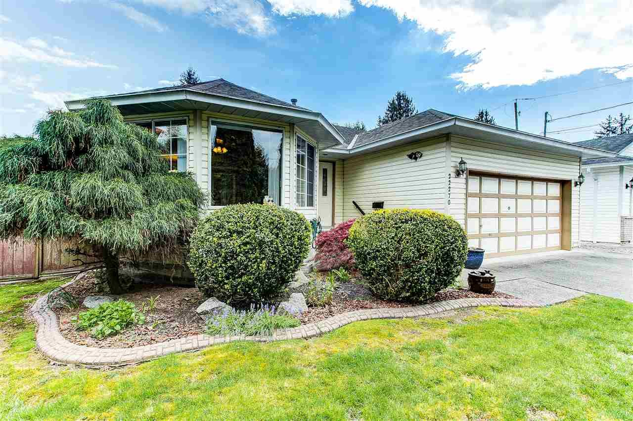 Main Photo: 22270 124 AVENUE in Maple Ridge: West Central House for sale : MLS®# R2572555