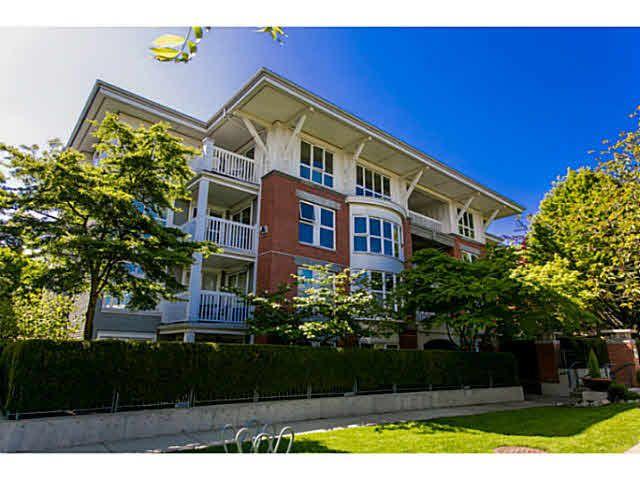 Main Photo: 408 1868 W 5TH AVENUE in : Kitsilano Condo for sale (Vancouver West)  : MLS®# V1123102