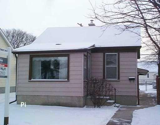 Main Photo: 16 BLENHEIM Avenue in WINNIPEG: St Vital Residential for sale (South East Winnipeg)  : MLS®# 2719824