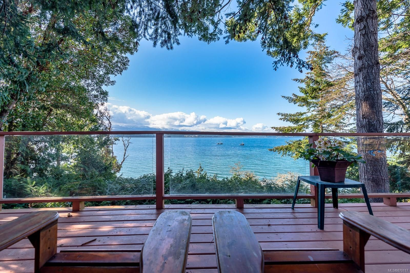 Main Photo: 3845 Shingle Spit Rd in : Isl Hornby Island House for sale (Islands)  : MLS®# 870117