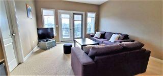 Photo 6: 410 1406 HODGSON Way in Edmonton: Zone 14 Condo for sale : MLS®# E4223592