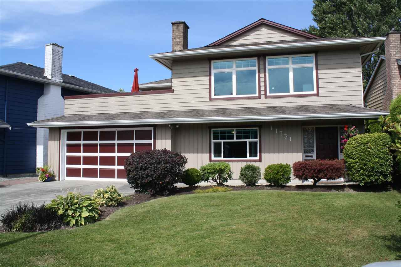 Main Photo: 11731 TRUMPETER Drive in Richmond: Westwind House for sale : MLS®# R2198695