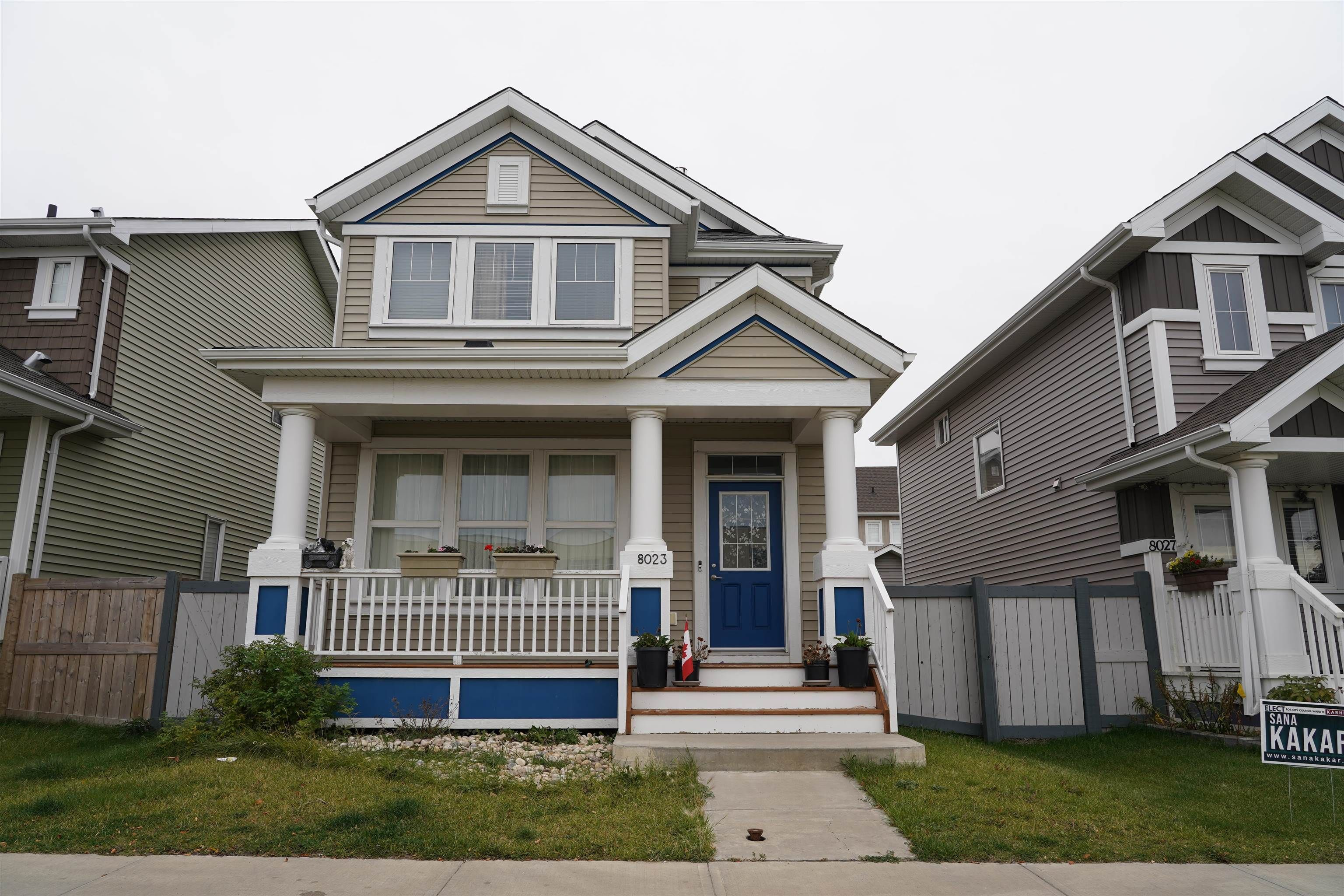 Main Photo: 8023 22 Avenue in Edmonton: Zone 53 House for sale : MLS®# E4265173