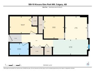 Photo 22: 509 10 Kincora Glen Park NW in Calgary: Kincora Apartment for sale : MLS®# A1090779