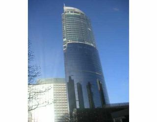 """Photo 1: 4803 938 NELSON ST in Vancouver: Downtown VW Condo for sale in """"ONE WALL CENTRE"""" (Vancouver West)  : MLS®# V523481"""