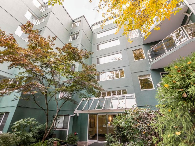 FEATURED LISTING: 408 - 1508 MARINER WALK Vancouver