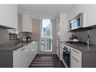 "Photo 7: 2302 1408 STRATHMORE Mews in Vancouver: Yaletown Condo for sale in ""West One"" (Vancouver West)  : MLS®# V1086401"