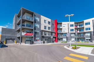 Main Photo: 210 8530 8A Avenue SW in Calgary: West Springs Apartment for sale : MLS®# A1123154