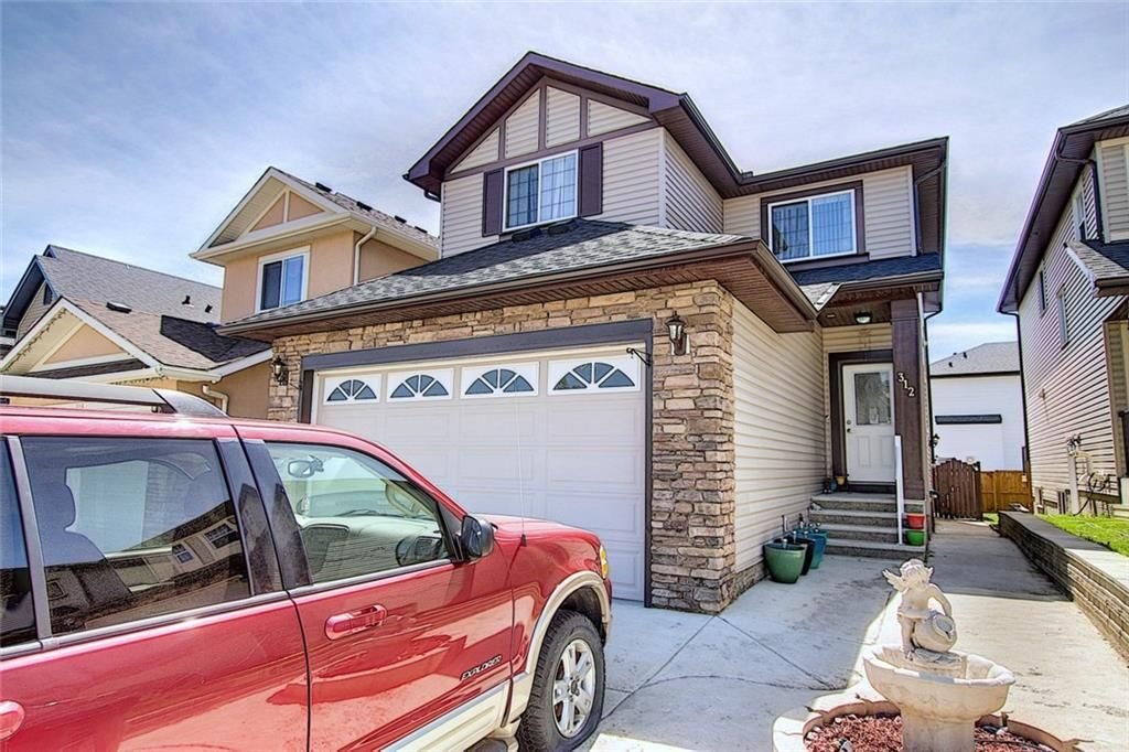 Main Photo: 312 SADDLEMONT Boulevard NE in Calgary: Saddle Ridge Detached for sale : MLS®# C4299986