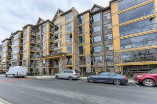 """Photo 1: 316 8157 207 Street in Langley: Willoughby Heights Condo for sale in """"YORKSON PARKSIDE 2"""" : MLS®# R2433194"""