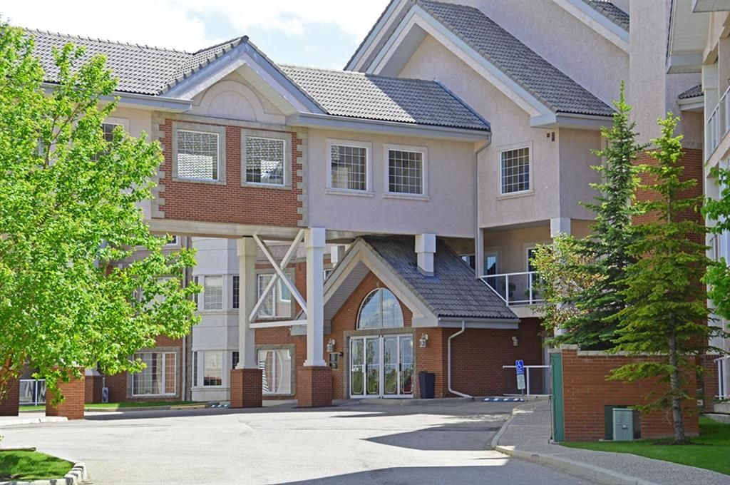 Main Photo: 320 223 Tuscany Springs Boulevard NW in Calgary: Tuscany Apartment for sale : MLS®# A1132465