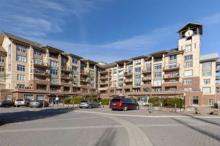 "Main Photo: 411 1211 VILLAGE GREEN Way in Squamish: Downtown SQ Condo for sale in ""ROCKCLIFF"" : MLS®# R2538604"