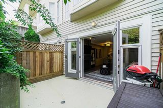 """Photo 2: 234 2565 W BROADWAY in Vancouver: Kitsilano Townhouse for sale in """"TRAFALGAR MEWS"""" (Vancouver West)  : MLS®# R2598629"""
