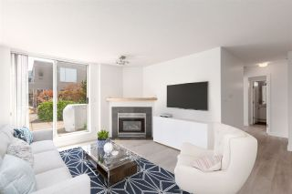 """Photo 8: 326 1979 YEW Street in Vancouver: Kitsilano Condo for sale in """"CAPERS"""" (Vancouver West)  : MLS®# R2566048"""