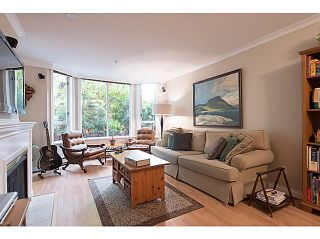 """Photo 2: 110 1230 HARO Street in Vancouver: West End VW Condo for sale in """"1230 Haro"""" (Vancouver West)  : MLS®# V1050586"""
