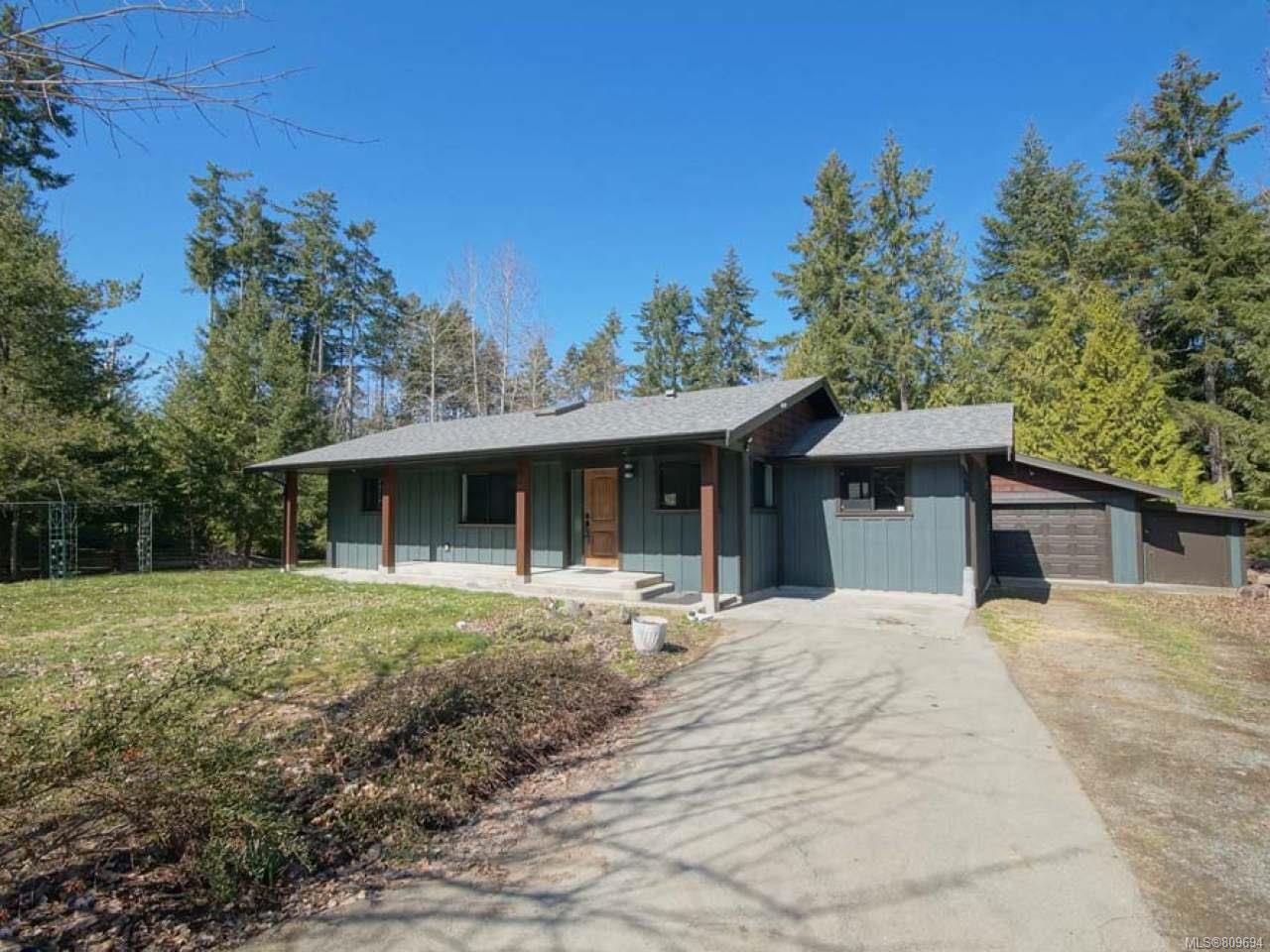 Main Photo: 3195 DOGLEG ROAD in HILLIERS: PQ Errington/Coombs/Hilliers House for sale (Parksville/Qualicum)  : MLS®# 809694