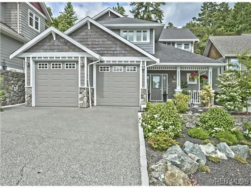 Main Photo: 2102 Bishops Gate in VICTORIA: La Bear Mountain House for sale (Langford)  : MLS®# 607795