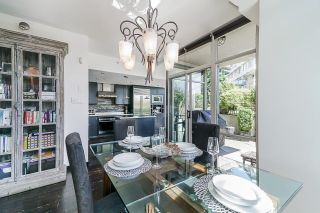 """Photo 13: TH112 1288 MARINASIDE Crescent in Vancouver: Yaletown Townhouse for sale in """"Crestmark 1"""" (Vancouver West)  : MLS®# R2587064"""
