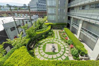 """Photo 31: 412 2055 YUKON Street in Vancouver: False Creek Condo for sale in """"Montreux"""" (Vancouver West)  : MLS®# R2588587"""