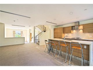 """Photo 8: 104 5838 BERTON Avenue in Vancouver: University VW Townhouse for sale in """"THE WESBROOK"""" (Vancouver West)  : MLS®# V1078429"""