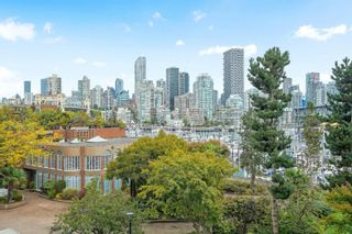 """Main Photo: 311 1450 PENNYFARTHING Drive in Vancouver: False Creek Condo for sale in """"Harbour Cove/False Creek"""" (Vancouver West)  : MLS®# R2618679"""