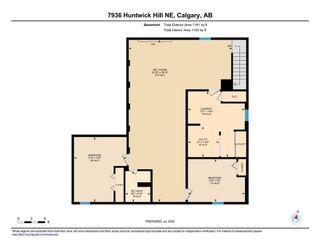 Photo 32: 7936 Huntwick Hill NE: Calgary Detached for sale : MLS®# C4302449