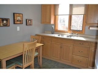 Photo 7: 44 Lavalee Road in WINNIPEG: St Vital Residential for sale (South East Winnipeg)  : MLS®# 1407650