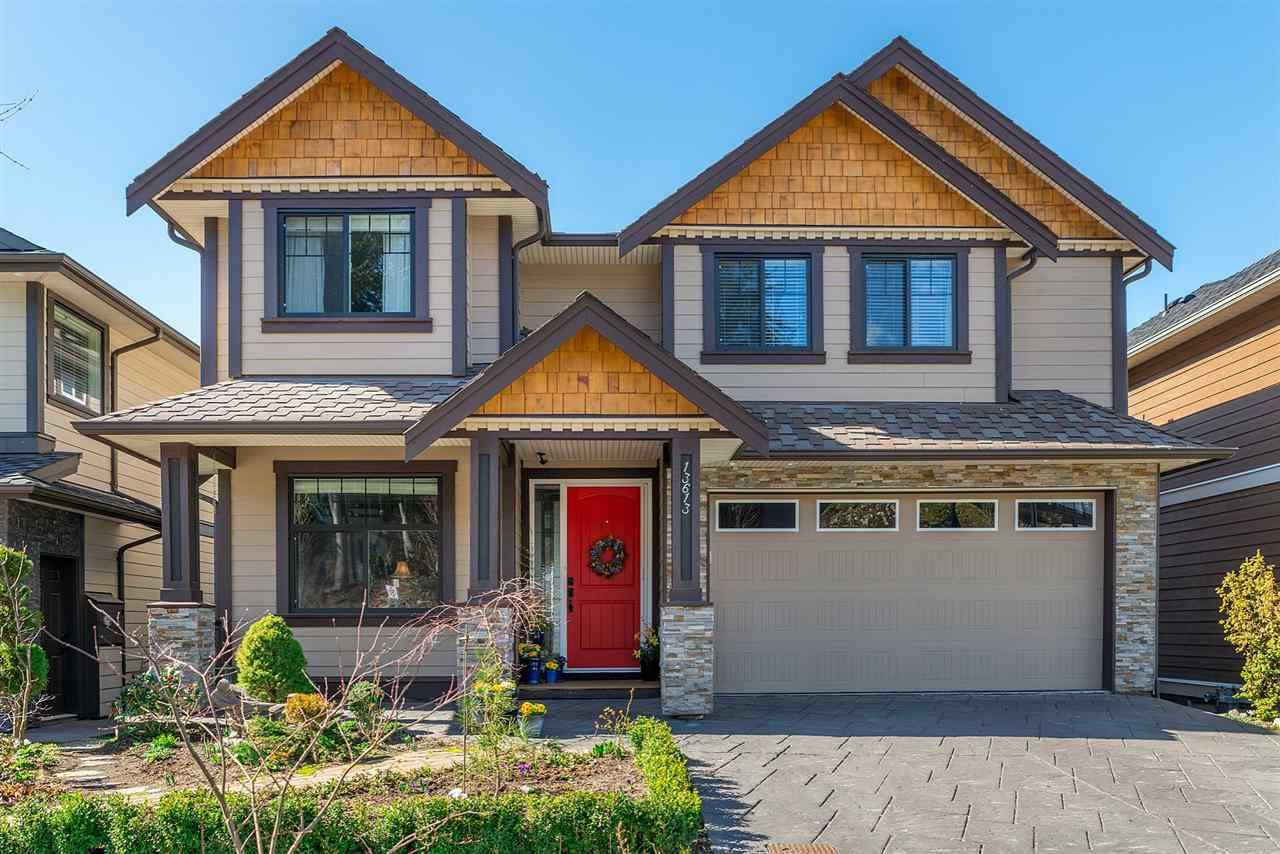 "Main Photo: 13613 MCKERCHER Drive in Maple Ridge: Silver Valley House for sale in ""FORMOSA PLATEAU"" : MLS®# R2249367"