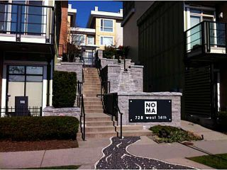Photo 1: 54 728 W 14TH Street in North Vancouver: Hamilton Townhouse for sale : MLS®# V1107126
