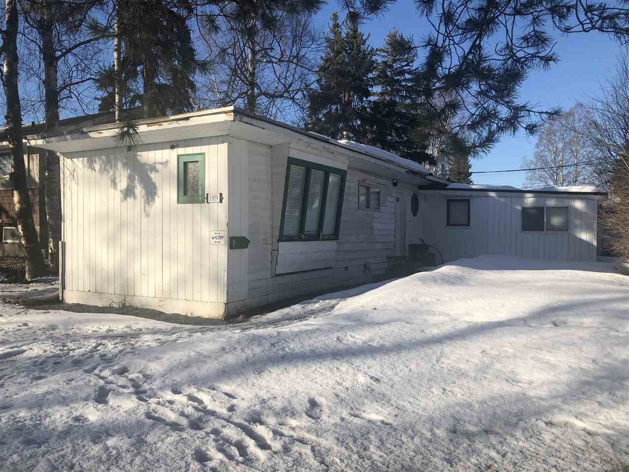 """Main Photo: 1909 MAPLE Street in Prince George: Connaught House for sale in """"Connaught"""" (PG City Central (Zone 72))  : MLS®# R2441576"""