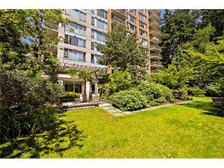 """Photo 19: 1605 5639 HAMPTON Place in Vancouver: University VW Condo for sale in """"THE REGENCY"""" (Vancouver West)  : MLS®# V1071592"""