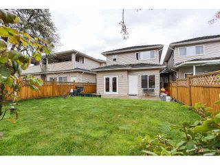 Photo 20: 7981 15TH AVE - LISTED BY SUTTON CENTRE REALTY in Burnaby: East Burnaby 1/2 Duplex for sale (Burnaby East)  : MLS®# V1113496