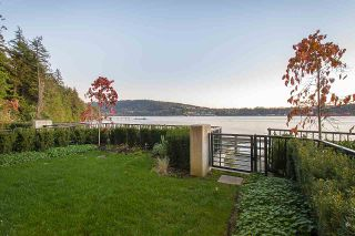 """Photo 28: 3917 CATES LANDING Way in North Vancouver: Roche Point Townhouse for sale in """"CATES LANDING"""" : MLS®# R2516583"""