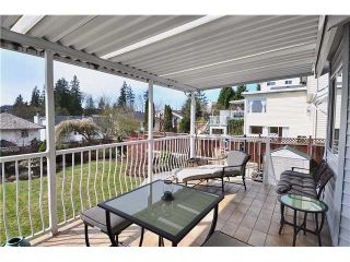 Photo 9: 1192 DURANT Drive in Coquitlam: Scott Creek House for sale : MLS®# V881282