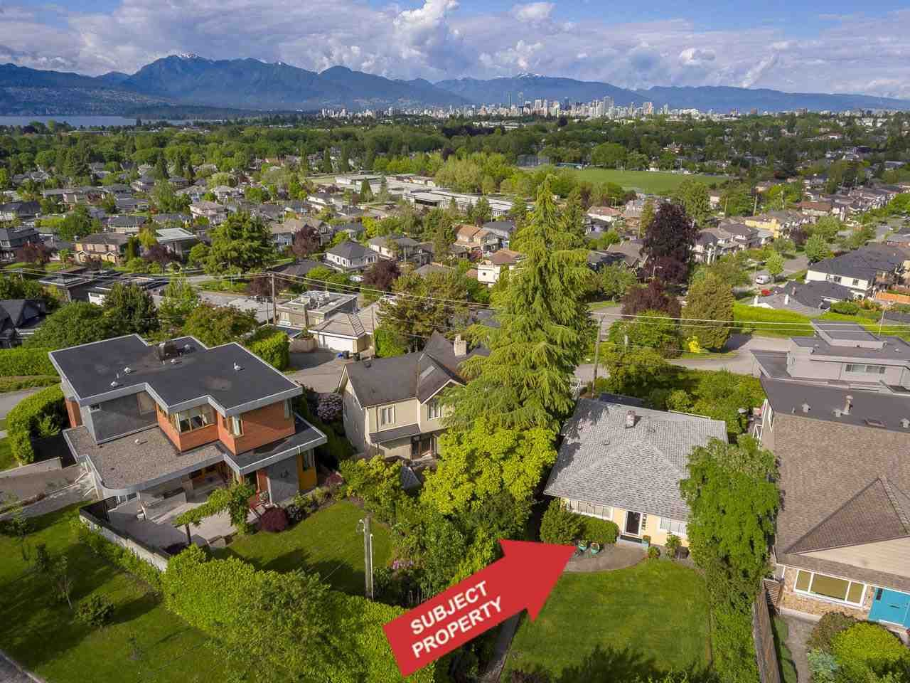 Main Photo: 3626 QUESNEL DRIVE in Vancouver: Arbutus House for sale (Vancouver West)  : MLS®# R2372113