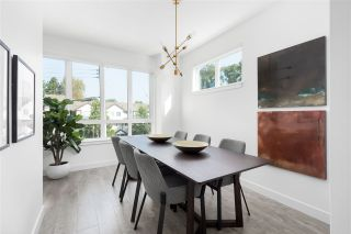 """Photo 6: 13 3868 NORFOLK Street in Burnaby: Central BN Townhouse for sale in """"SMITH+NORFOLK"""" (Burnaby North)  : MLS®# R2555629"""