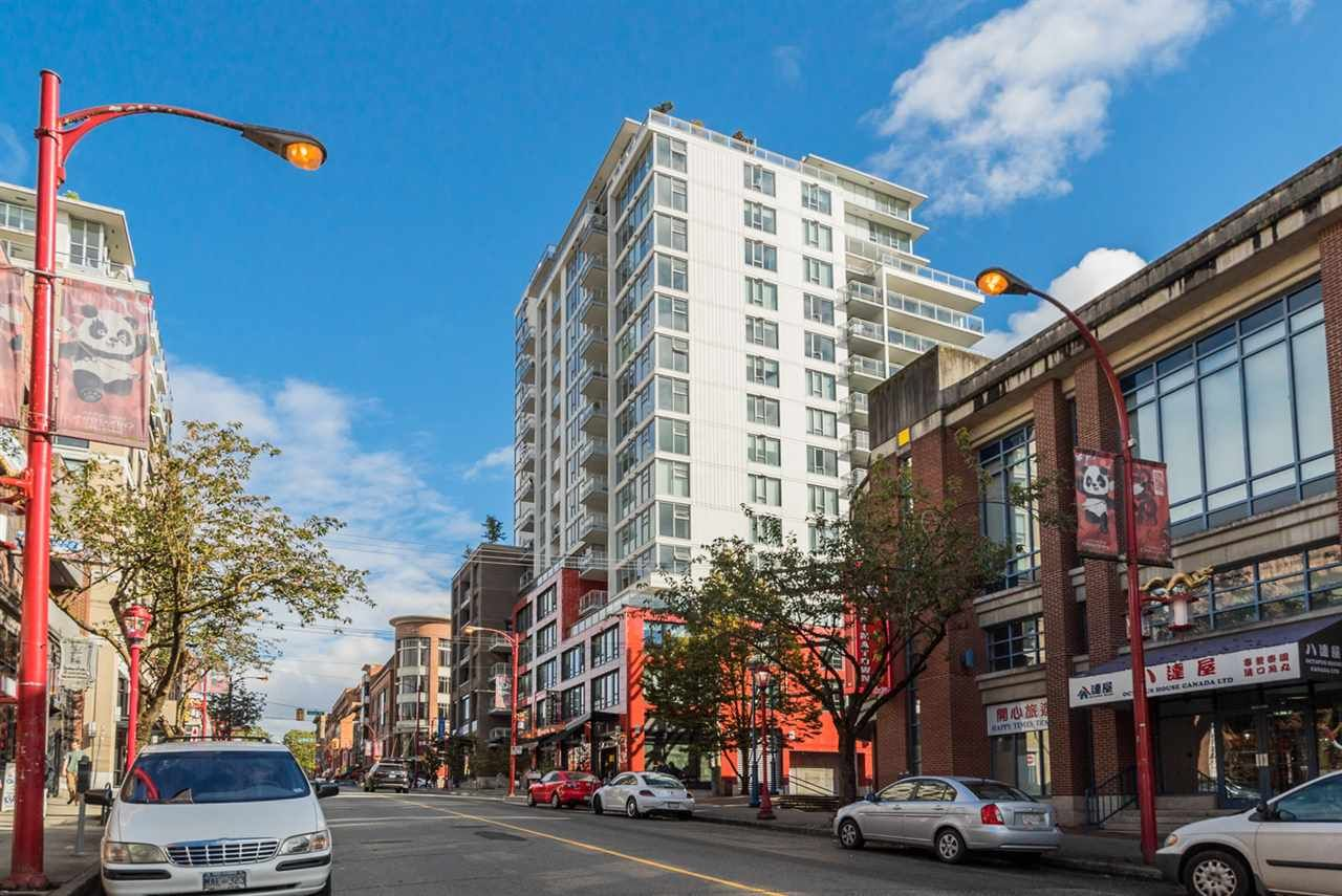 """Main Photo: 603 188 KEEFER Street in Vancouver: Downtown VE Condo for sale in """"188 Keefer"""" (Vancouver East)  : MLS®# R2547536"""
