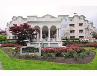 """Photo 1: 321 2995 PRINCESS Crescent in Coquitlam: Canyon Springs Condo for sale in """"PRINCESS GATE"""" : MLS®# V775867"""