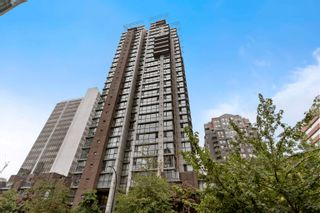 Photo 1: 807 1068 HORNBY STREET in Vancouver: Downtown VW Condo for sale (Vancouver West)  : MLS®# R2611620
